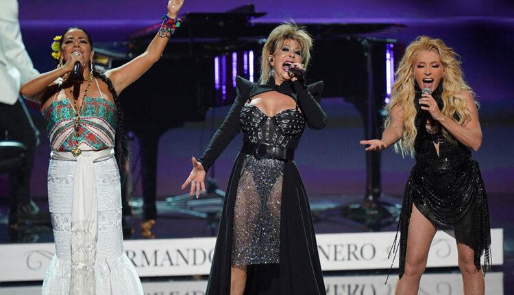Univision's 33rd Edition of Premio Lo Nuestro a la Música Latina – Show