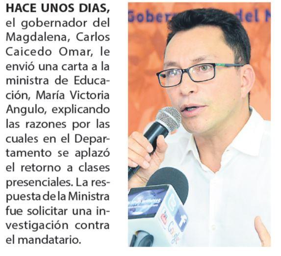 «Presencialidad sin garantías es inaceptable»: Magisterio | Noticias de Buenaventura, Colombia y el Mundo